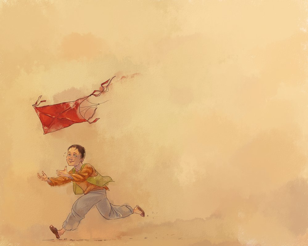 the kite runner love and sacrifice essay